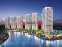 居外网在售越南2卧2卫的新建房产总占地85平方米