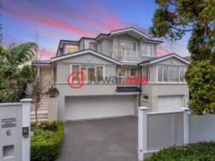 居外网在售新西兰5卧的房产GBP 3,854,000
