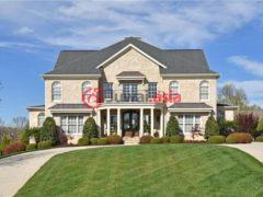 居外网在售美国4卧4卫的房产总占地1942平方米USD 729,000