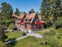 居外网在售瑞典Stocksund4卧的房产SEK 17,500,000