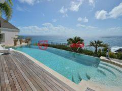 圣巴泰勒米岛3卧4卫的房产