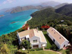 居外网在售美属维京群岛St. John的房产总占地8134平方米USD 7,750,000