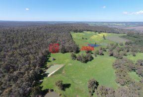 澳洲Yabberup总占地452400平方米5卧2卫的乡郊地产