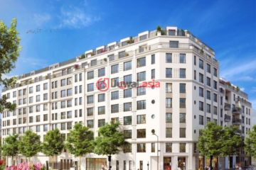 法国叙雷讷总占地23平方米1卧1卫的商业地产