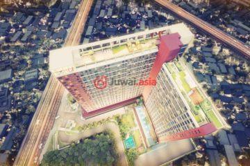 泰国曼谷1卧1卫新开发的房产