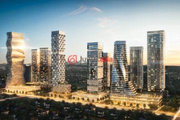 居外网在售加拿大多伦多的房产总占地38平方米CAD 233,900