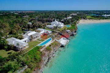 巴哈马天堂岛6卧7卫的房产