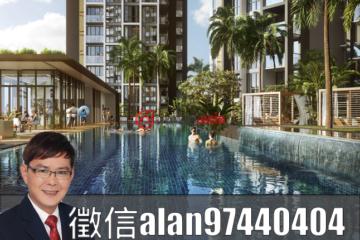 居外网在售新加坡新加坡3卧2卫的房产总占地98平方米