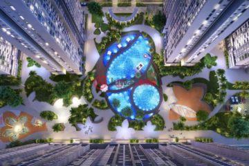 居外网在售越南1卧1卫新开发的房产总占地40000平方米USD 90,000