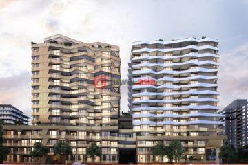 居外网在售澳大利亚2卧2卫新开发的房产总占地98平方米AUD 725,000