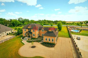 居外网在售加拿大5卧7卫特别设计建筑的房产总占地5223平方米CAD 4,880,000
