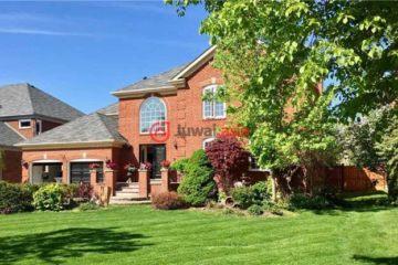 居外网在售加拿大6卧5卫特别设计建筑的房产总占地864平方米CAD 2,780,000