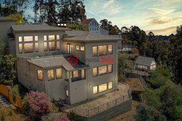 居外网在售美国亚拉巴马, 奥克兰4卧5卫的房产总占地1001平方米USD 2,650,000