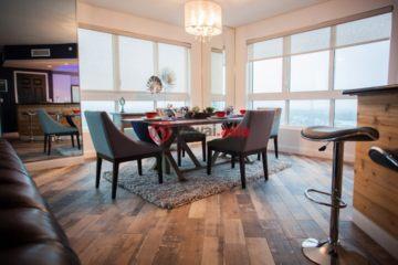 居外网在售美国3卧3卫特别设计建筑的房产总占地193平方米USD 349,900