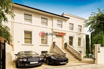 居外网在售英国伦敦6卧6卫的房产USD 36,000,000