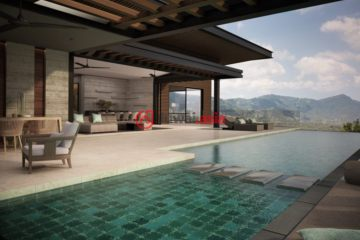 居外网在售泰国3卧4卫新开发的房产总占地1000平方米USD 1,100,000