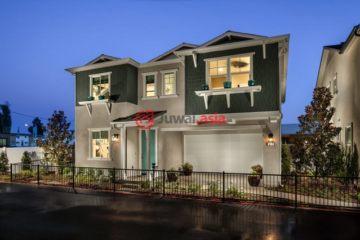 美国房产房价_加州房产房价_科斯塔梅萨房产房价_居外网在售美国科斯塔梅萨4卧3卫新房的房产总占地280平方米USD 880,000