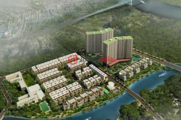 居外网在售越南3卧3卫新房的房产总占地13000平方米USD 288,000