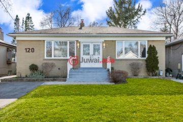 居外网在售加拿大7卧3卫原装保留的房产总占地488平方米CAD 789,900