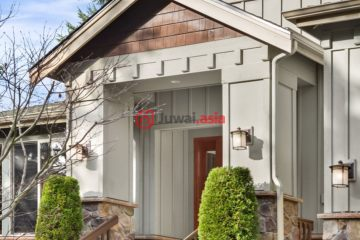 居外网在售美国6卧4卫曾经整修过的房产总占地931平方米USD 2,438,000