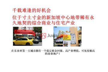 中星加坡房产房价_新加坡房产房价_居外网在售新加坡总占地254平方米的商业地产