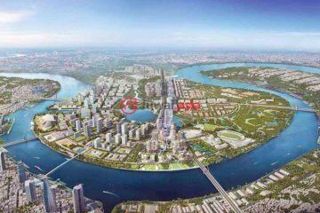 居外网在售越南2卧2卫新房的房产总占地76000平方米USD 405,000