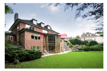 居外网在售英国5卧5卫最近整修过的房产总占地1858平方米GBP 15,000,000