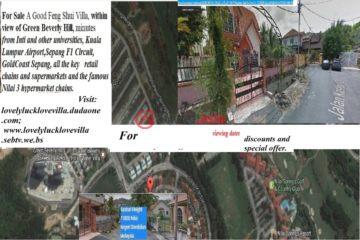 居外网在售马来西亚6卧4卫最近整修过的房产总占地558平方米