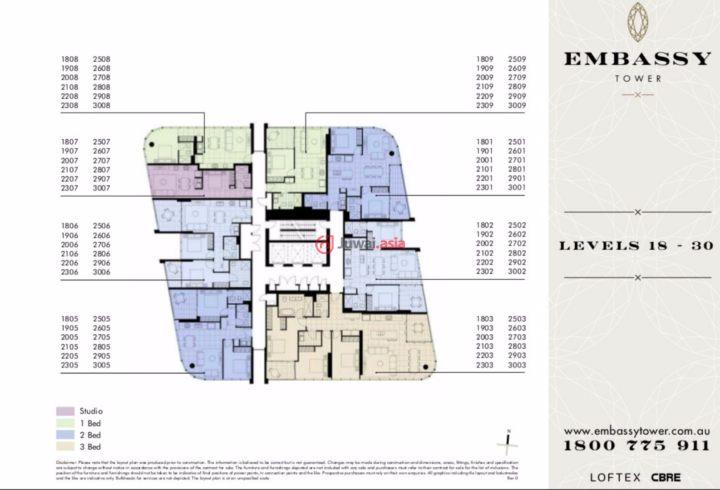 U乐国际娱乐新南威尔士州悉尼的新建房产,1 Marshall Ave.,编号34060610