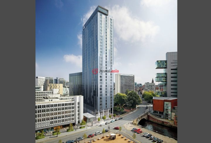 英国英格兰曼彻斯特的新建房产,Land At Bridge Street, New Bailey Street, Riverside Estate,编号28172357