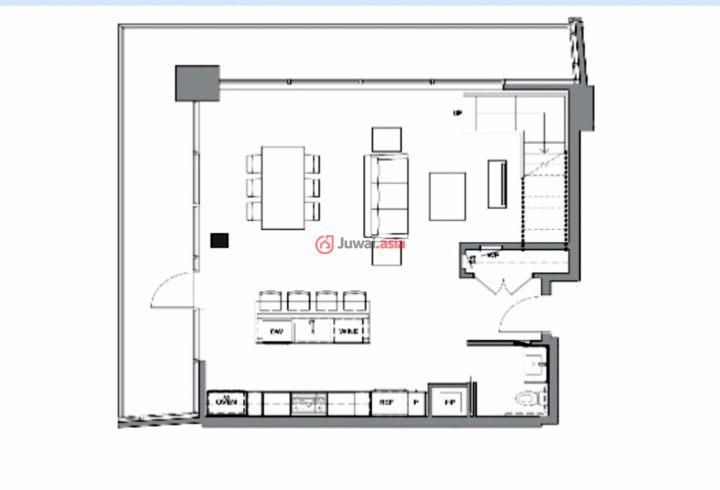 美国华盛顿州西雅图的房产,1200 Howell St, Unit 2411,编号35718411