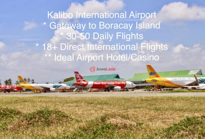 菲律宾卡里波的房产,Kalibo International Airport Access Road,编号33356600