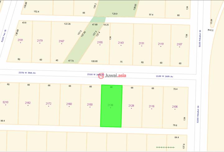 加拿大不列颠哥伦比亚省温哥华的房产,372-426 W 41st & Cambie,编号26736139