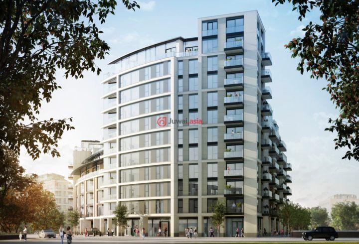 英国英格兰伦敦的新建房产,PLOT 4, 1 Harbour Avenue, Chelsea,编号27352184