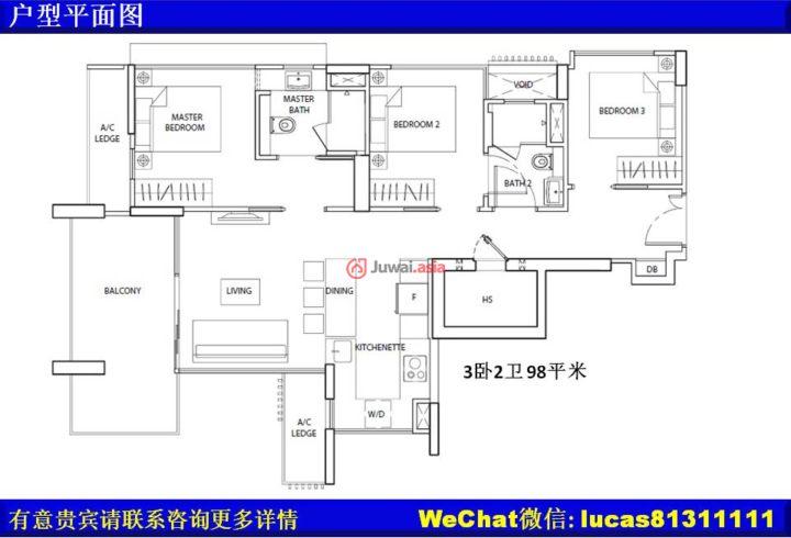开发商指定销售组 首选单位,优惠价格,考查发展项目,请拨开发商销售热线+65 8131 1111 / WeChat微信: lucas81311111 / 电邮地址: lucas81311111@gmail.com . 公寓项目的资料 公寓名称 : THE LINE 地点 : 第15区 (East 东) 地址: No. 6 Tanjong Rhu Road Singapore436883 楼栋: 2栋20层高楼私人住宅, 和1栋4楼高的停车场.