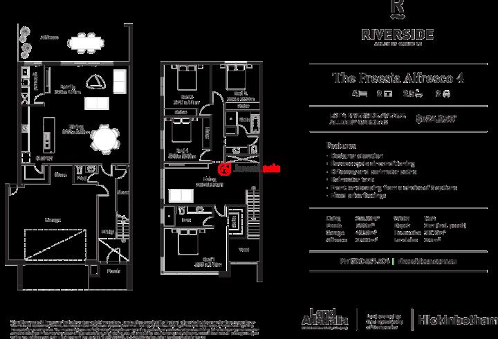 U乐国际娱乐南U乐国际娱乐阿德莱德的新建房产,24 Moorfield Terrace, Allenby Gardens,编号28745832