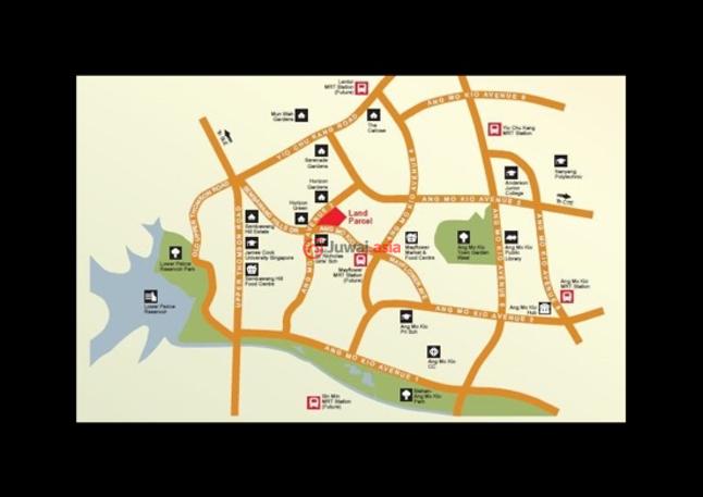 新加坡东北地区新加坡的房产,Ang Mo Kio,编号21649056