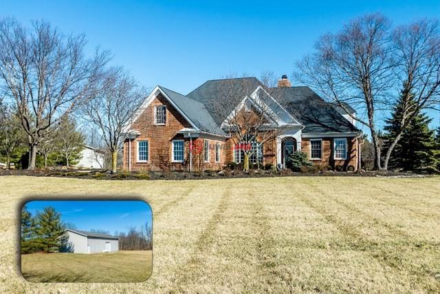 美国俄亥俄州马里斯维尔的房产,17900 boerger rd.,编号38072047
