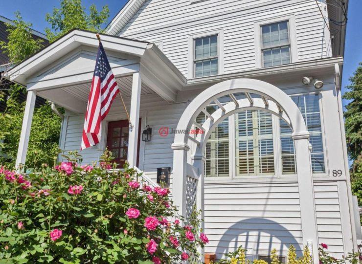 美国康涅狄格格林威治4卧3卫的别墅湾a别墅房产张家港图片