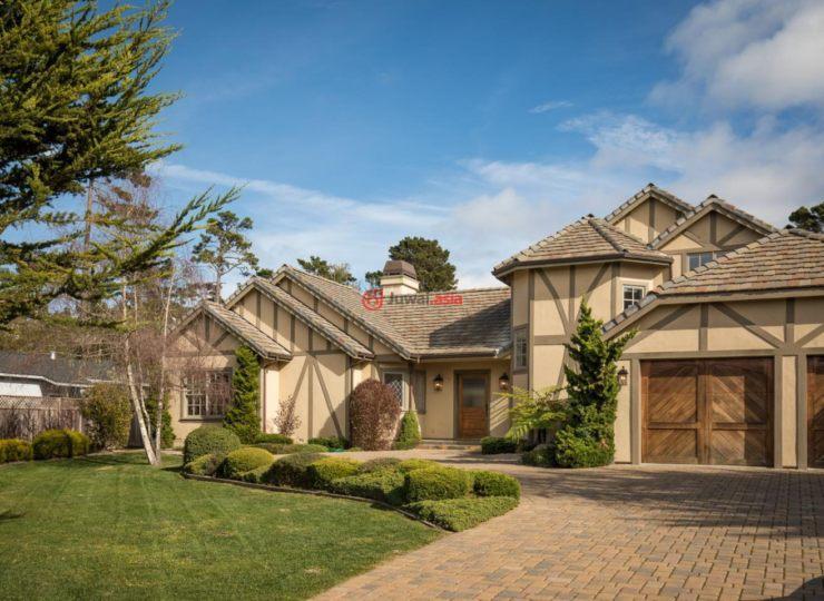 美国加州圆石滩3卧3卫的房产