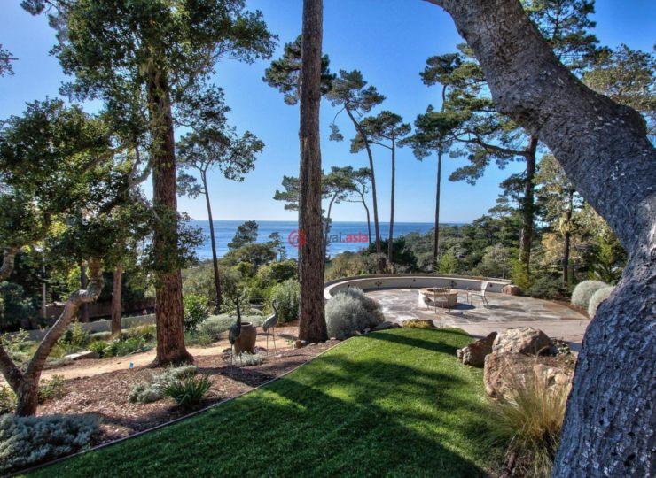 美国加州圆石滩5卧4卫的房产