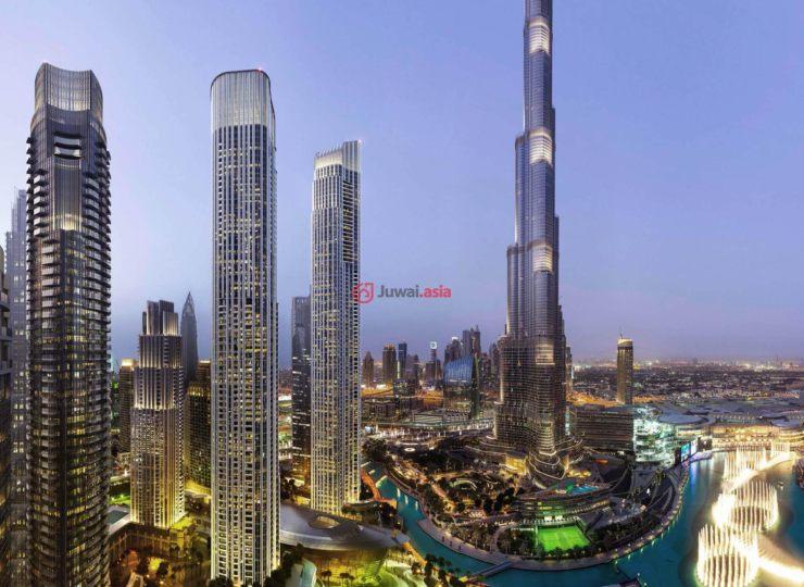阿联酋迪拜迪拜的房产,Downtown Dubai IL Primo 01,编号36616364