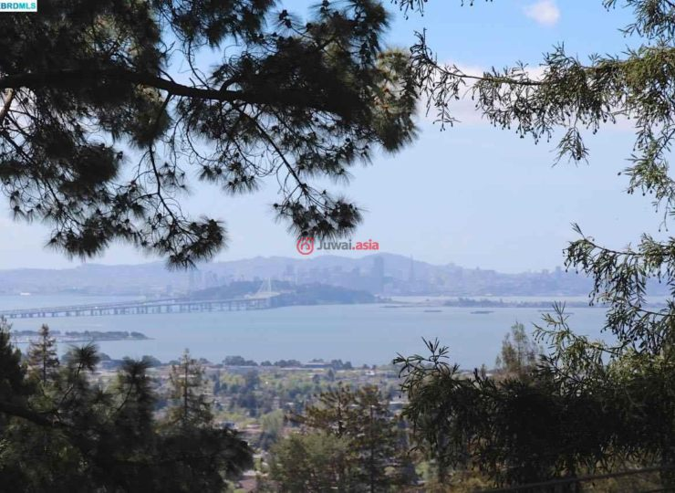 美国加州伯克利3卧3卫的房产